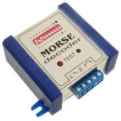 Sterownik zamka (Morse-decoder)