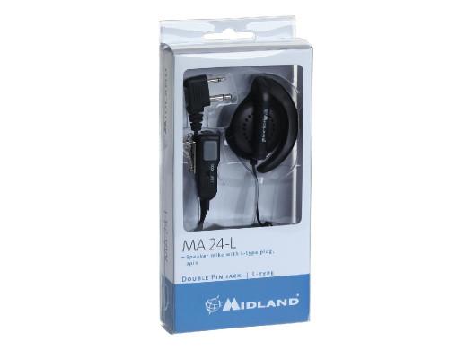 Mikrofonosłuchawka MA24-L...