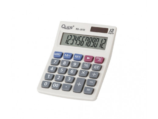 Kalkulator RD-2512 Quer