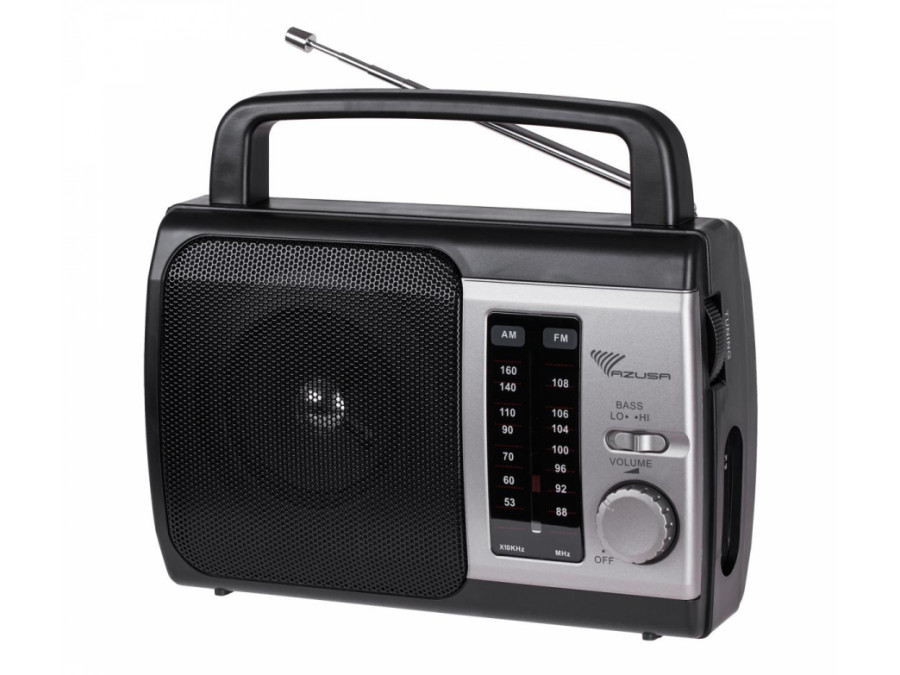 Radio przenośne AM / FM...