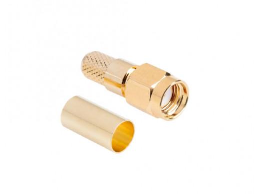 Wtyk SMA-RP H155 (pin...
