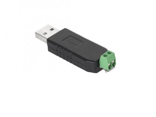 Wtyk USB z szybkozłączem...