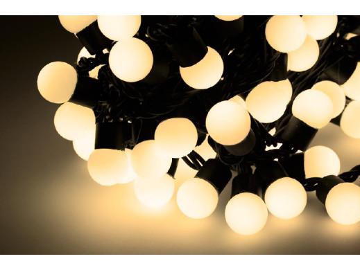 Lampki choinkowe LED, kolor...
