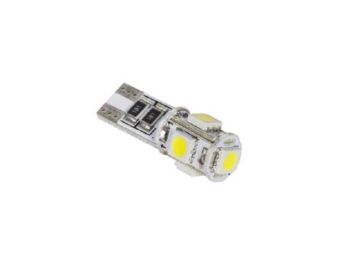 Żarówka samochodowa LED T10...