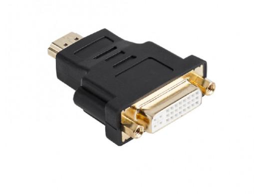 Złącze HDMI wtyk-DVI...
