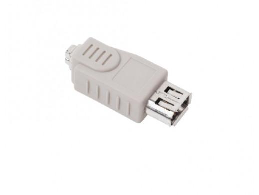 Złącze IEE 1394 6P gn.-4P gn.