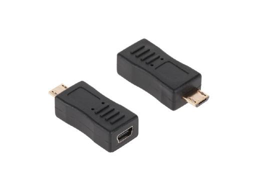 Złącze adaptor gniazdo USB...