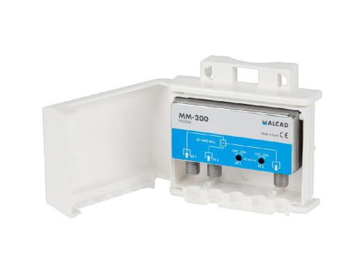 Multiplexer TV/FM-TV/FM...