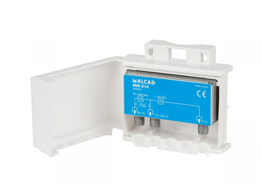 Multiplexer/Splitter TV-SAT...