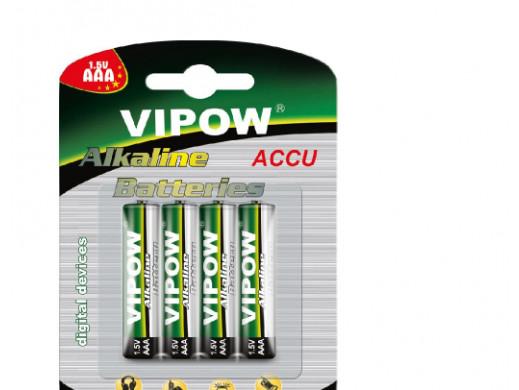 Baterie alkaliczne VIPOW...