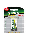 Baterie alkaliczne VIPOW 9V 6LR61