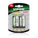 Baterie alkaliczne VIPOW LR14 2szt/bl.