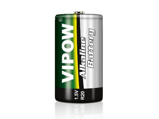 Baterie alkaliczne VIPOW LR20