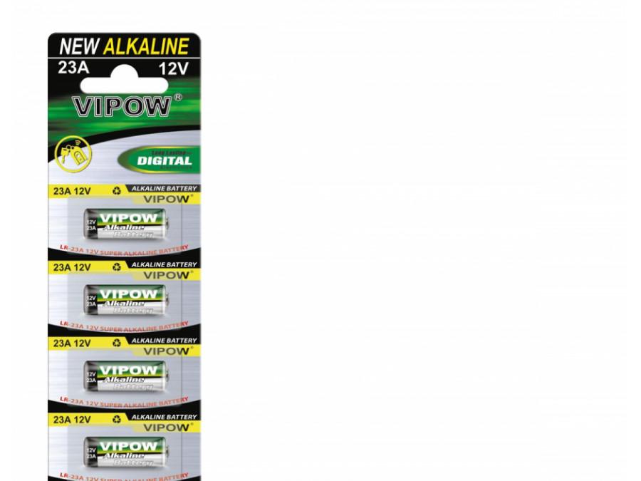 Baterie alkaliczne VIPOW LR23A 5szt/bl.