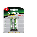 Baterie alkaliczne VIPOW LR6 2szt/bl.
