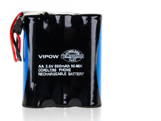 Baterie P203 AA600mAh 3.6V