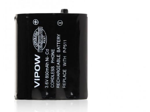 Baterie P511 AA850mAh 3.6V
