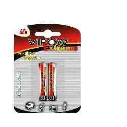 Baterie alkaliczne VIPOW EXTREME LR03 2szt./bl.