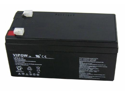 Akumulator żelowy VIPOW 12V...