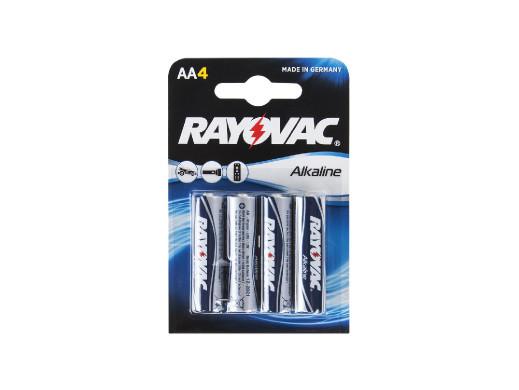 LR6 4BL Rayovac Alkaline