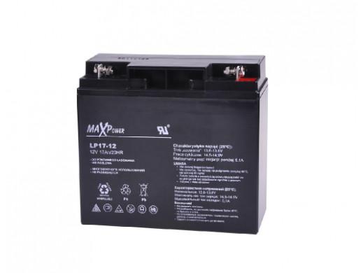 Akumulator żelowy 12V 17Ah...