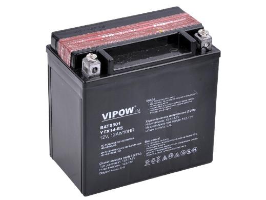 Akumulator VIPOW 12Ah