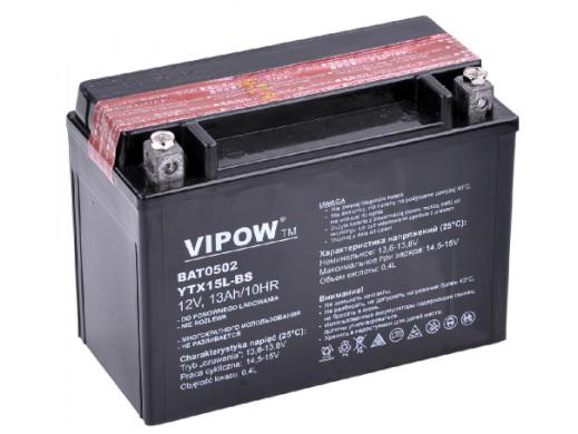 Akumulator VIPOW 12V 13Ah