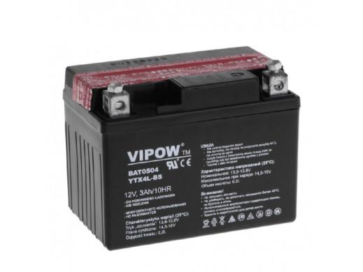Akumulator VIPOW 12V 3Ah
