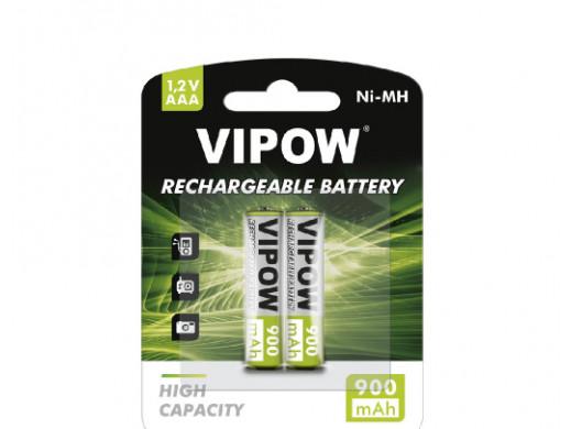 Akumulatorki VIPOW HR03 900...