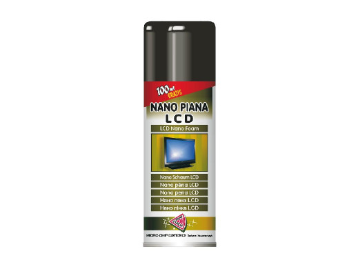 Nano Piana LCD400ml MICROCHIP