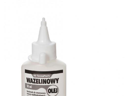 Olej wazelinowy 50ml...