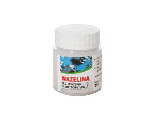 Wazelina techniczna 20g  AG