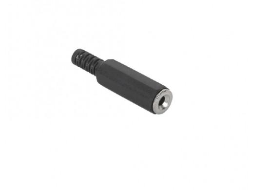 Gniazdo Jack 3.5mm st.kabel