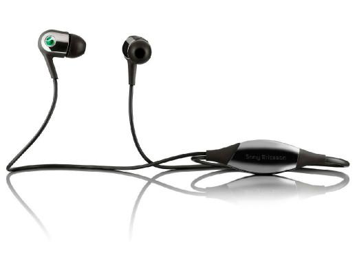 Zestaw słuchawkowy Sony...