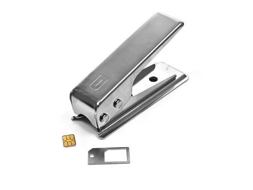 Wycinarka kart nano SIM 2 w 1