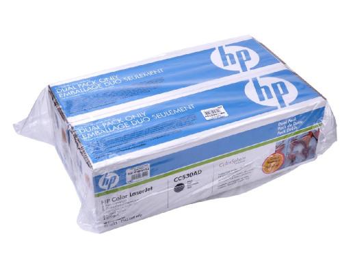 TONER HP CC530AD DUALPACK