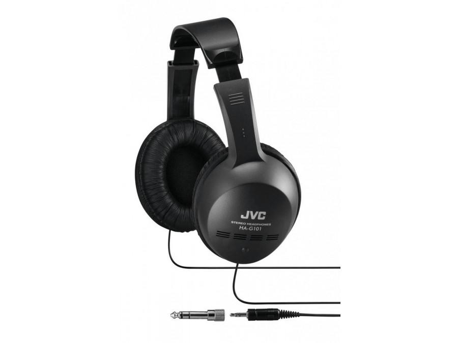 JVC  HA-G101  Słuchawki