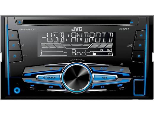 JVC KW-R520 Radio...