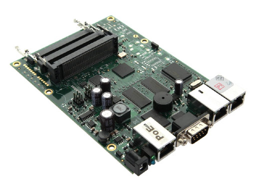 Router Board RB433/ CPU...