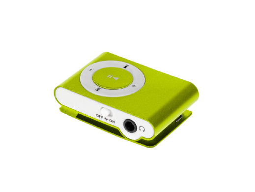 Odtwarzacz MP3 Quer (zielony)