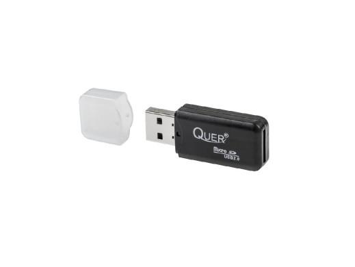 Czytnik kart MicroSDHC Quer