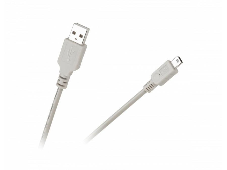 Kabel USB AM-BM mini USB do CANONA