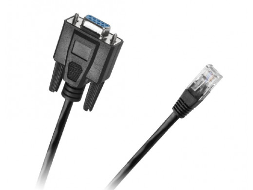 Kabel gniazdo RS232 - wtyk...