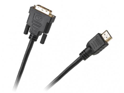 Kabel DVI-HDMI 1.8M