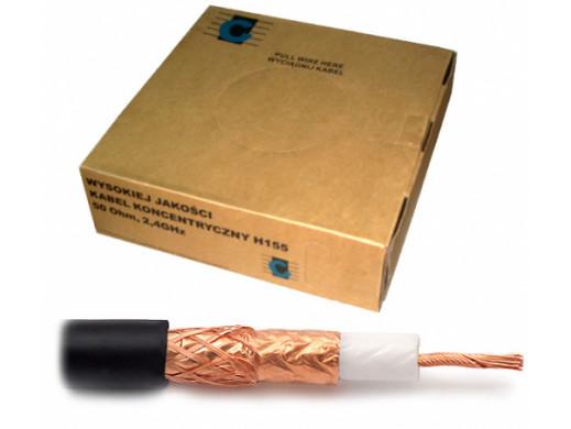 Kabel koncentryczny H155...