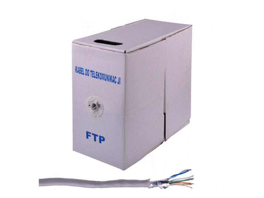Kabel komputerowy skrętka FTP 4x2/0.5CCA