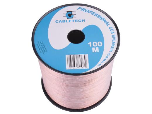 Kabel głośnikowy CCA 6.0mm