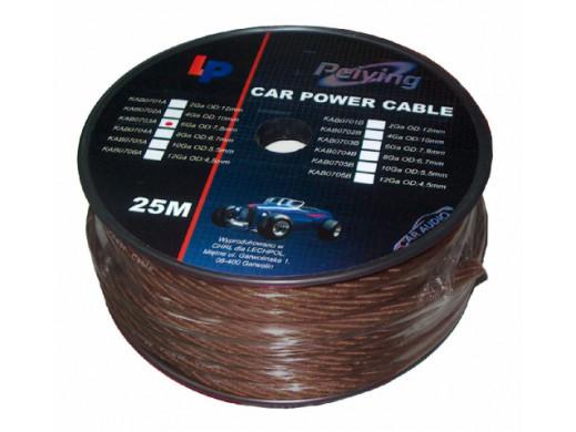 Kabel samochodowy 8Ga...