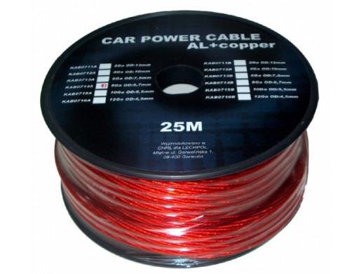 Kabel samochodowy 4Ga...