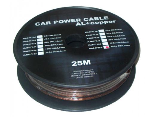 Kabel samochodowy 12Ga...